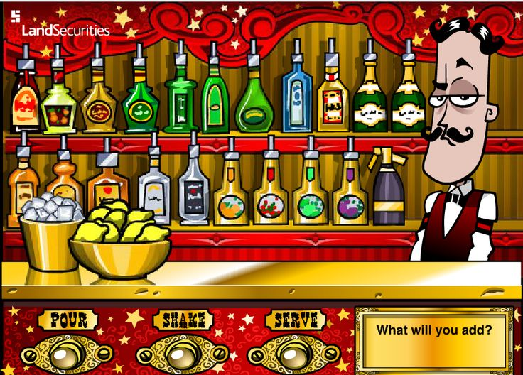 Bartender: the right mix - Fire Storm Game - Play Game Online Free