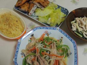 7月 24日の夕ご飯。 - http://iyaiyahajimeru.jp/cat/archives/60471