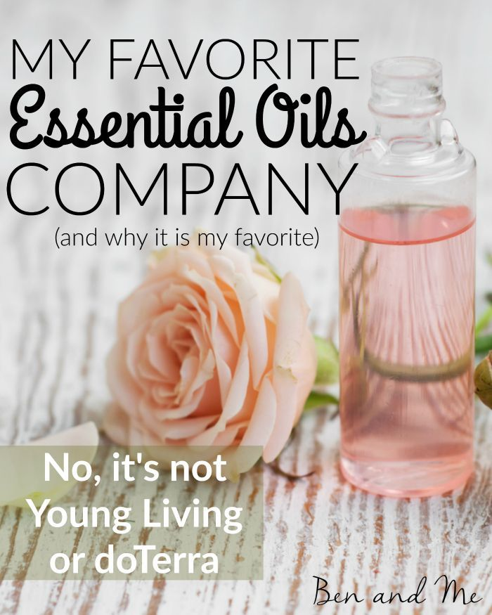 After communicating with and trying essential oils from about 8 different companies, I found a few that I believe sell great quality oils, but I have finally settled on the one company that I consider to be the best of all the non-MLM companies in the market.
