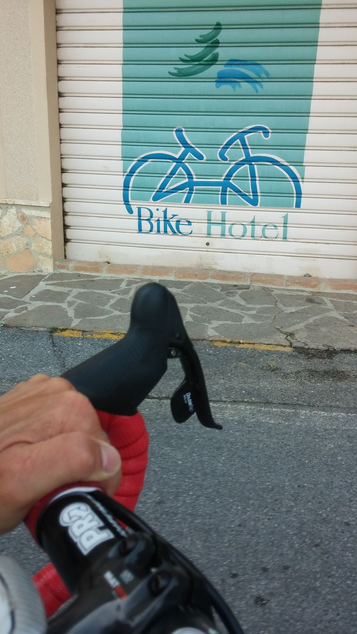 We are #bikehotel with all facilities for all #bikelovers #lovecycling #lovemtb