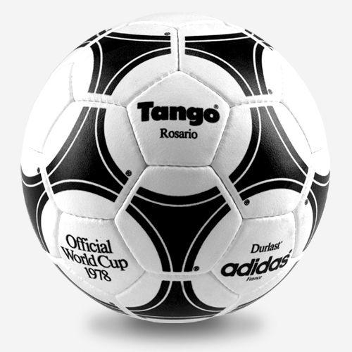 Adidas Tango ball;Argentina'78.