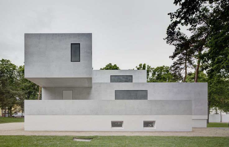 Gropius House. Image courtesy of the Bauhaus Dessau Foundation. Image © Christoph Rokitta