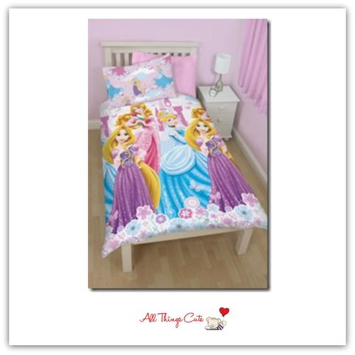 Disney Princess Dreams Single Duvet Quilt Cover