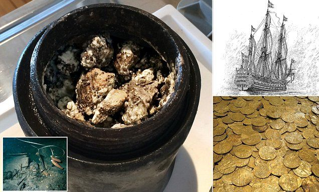 Smelly, Roquefort-like cheese found on 340-year-old Swedish shipwreck #DailyMail