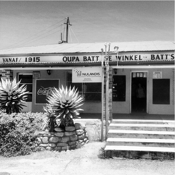 Looking for the best biltong and dried fruit in the world? Head to Oupa Batt's Shop in the Koo Valley just outside Montagu. Read more about the Forgotten Route: http://www.news24.com/Travel/Guides/Weekend-Escapes/Exploring-SAs-own-wild-wild-west-20140131