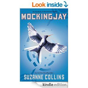 Mockingjay (Hunger Games Trilogy, Suzanne Collins: Read the first 2 a couple of years ago and just never got back to it. Now that I've seen the movie, I can't wait to read this one.