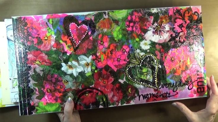 Vlog #8   Happy Endings Journal
