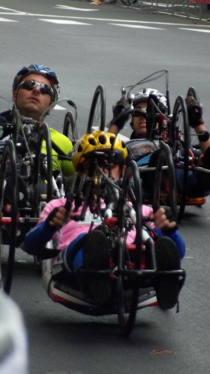 ciclisti paraolimpici