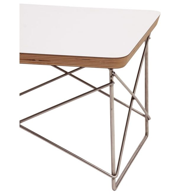 Replica Eames Wire Table by Charles and Ray Eames - Matt Blatt
