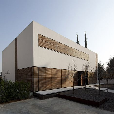 Kfar Shmaryahu House — Minimalissimo