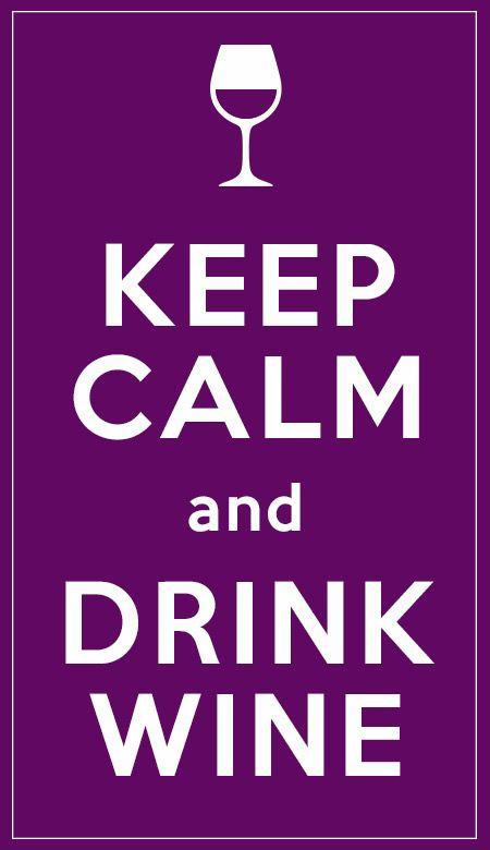Keep Calm and... drink wine  #wine #winelover #chianti #tuscany #italy #love #keepcalm