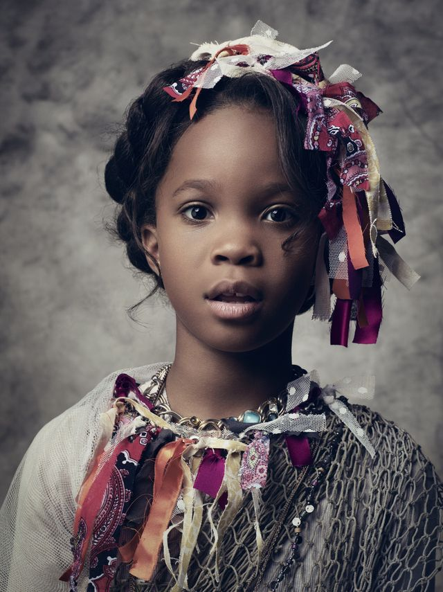 Quvenzhané Wallis ... pintsized powerhouse.