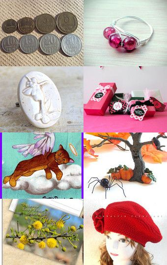 BURIED TREASURE  by LittleFrenchOwl on Etsy--Pinned with TreasuryPin.com