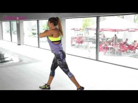 Cosmo Bikini Boot Camp - Teljes test torna! - YouTube