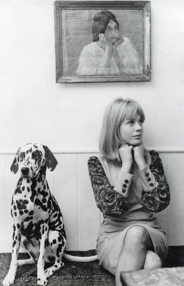 Marianne Faithful.