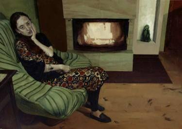 "Saatchi Art Artist Maria Danielak; Painting, ""Cthulhu fhtagn!"" #art"