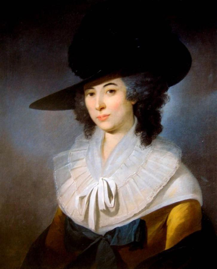 Portrait of Mrs. William Bligh, by John Webber