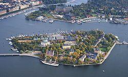 Skeppsholmen - Wikipedia, the free encyclopedia