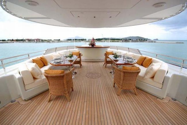 Photos: Super yachts from Stem to Stern