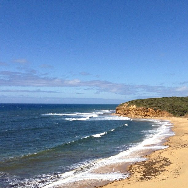Bells Beach. Surf