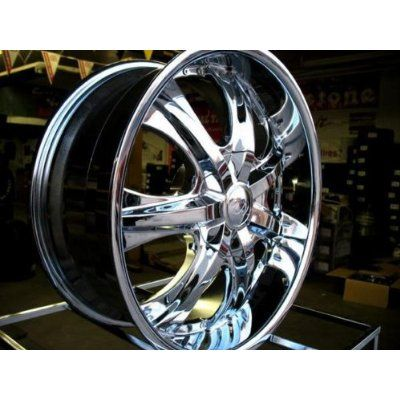 how to clean stained chrome rims