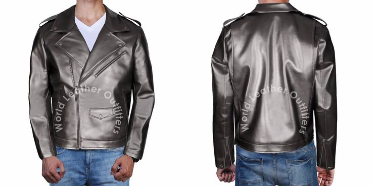 Evan Peters  Apocalypse Celebrity   Silver Leather Jacket for Men  Now World Leather Outfitters Introduced. Black Silver Leather Jacket for Men. Made from Best Quality of Synthetic Leather. Hollywood Famous Actor Evan Peters has Worn this Jacket in Hollywood Action Movie X-Men Apocalypse. This jacket is Available in our online Store for your Convenience.    #EvanPeters # #LeatherJackets #Fashionable #Loving #Famous #Movies #BoysFashion #ManFashion
