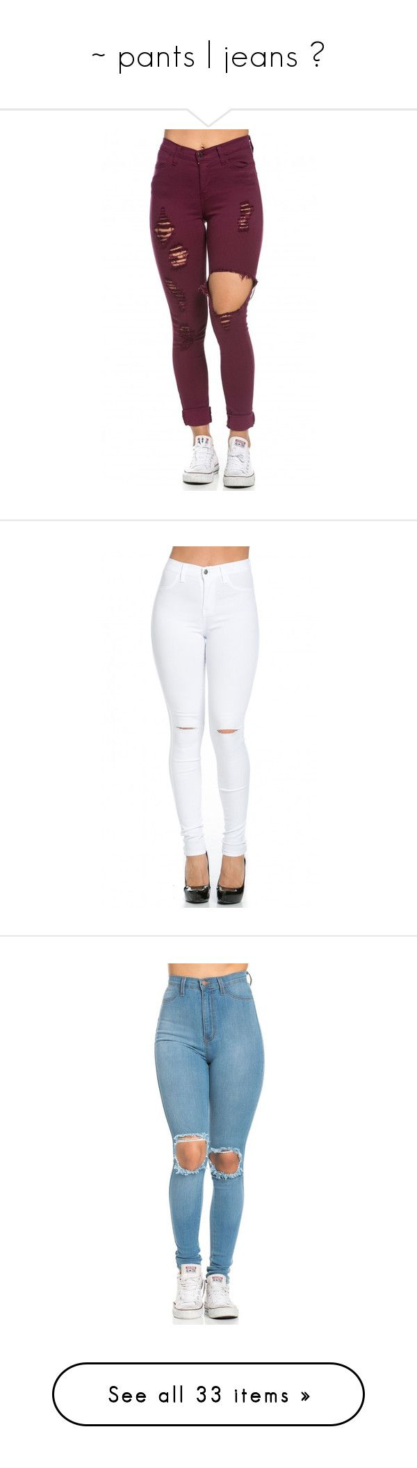 """""""~ pants 