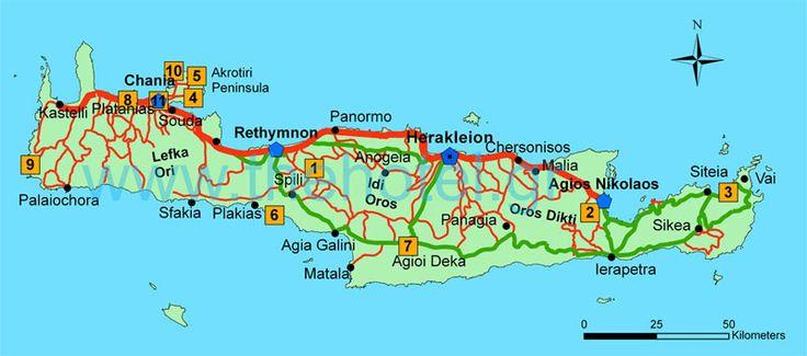 Monasteries on Crete
