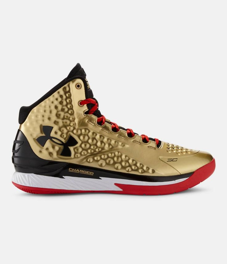 Curry Birthday Shoes One
