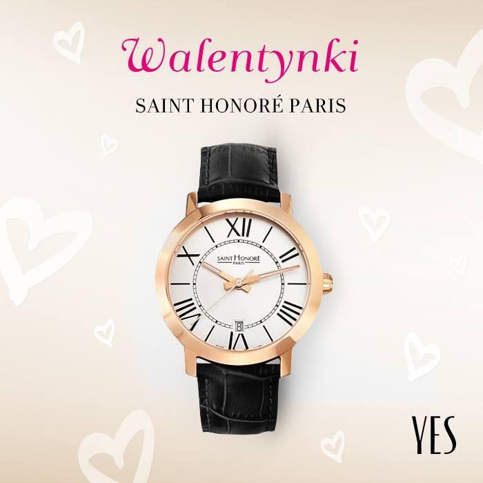 Zegarek Saint Honoré Paris 2095 PLN  http://www.yes.pl/51048-zegarek-saint-honore-paris-TC32369-SR000-SAB000-000