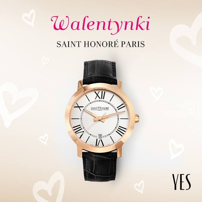 Zegarek Saint Honoré Paris 2095 PLN  http://www.yes.pl/51048-zegarek-saint-honore-paris-TC32369-SR000-SAB000-000