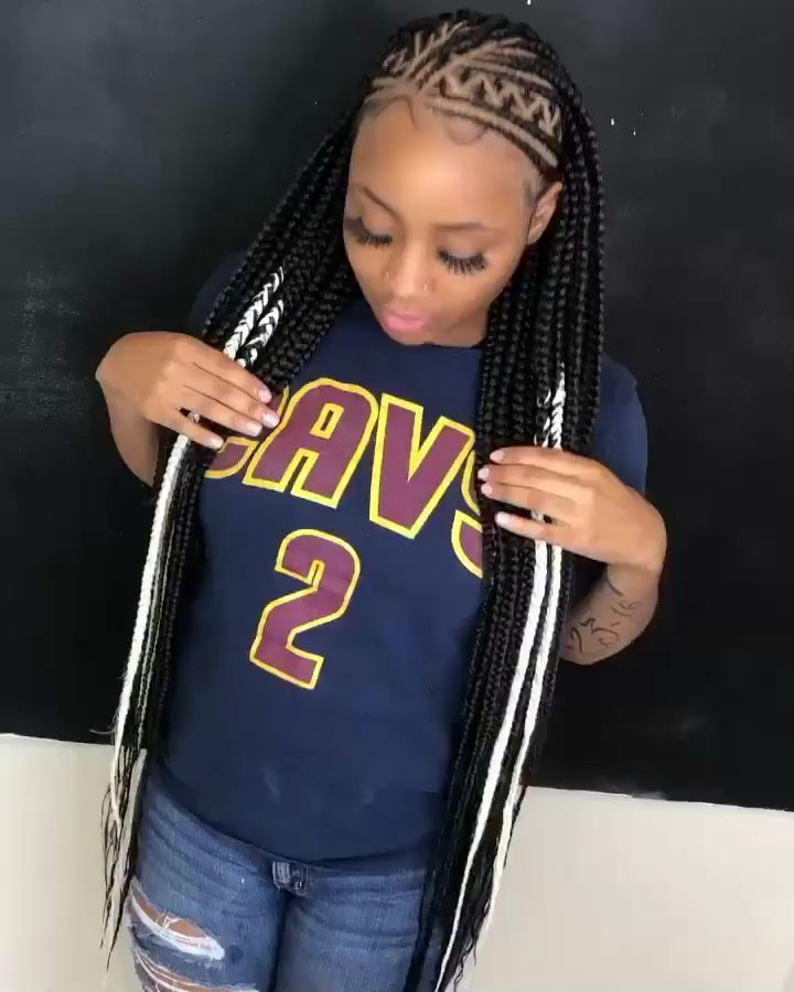 45++ Box braids for 13 year olds inspirations