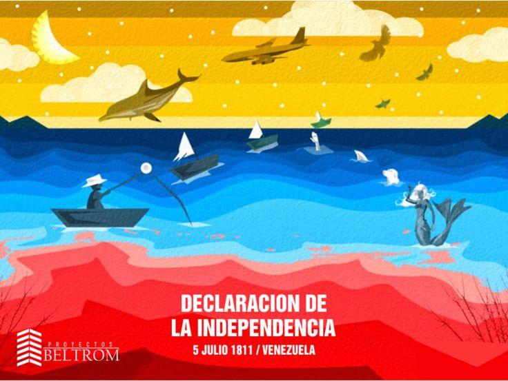 #Dia de la #Independencia  Hoy es una fecha importante para Venezuela ya que un día como hoy en 1811 se firmo el acta de declaración de independencia.  #contuccion #casa #house #home #hogar #nuevaesparta #vlencia #ventas #nuevo #familia #inversion #hoy #today #venezuela #panama #miami @naha.com.ve #moderno #construction