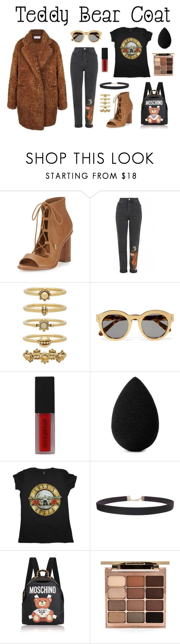 """""""casual"""" by lanagur on Polyvore featuring мода, Joie, Topshop, Luv Aj, STELLA McCARTNEY, Smashbox, beautyblender, Humble Chic, Moschino и Stila"""