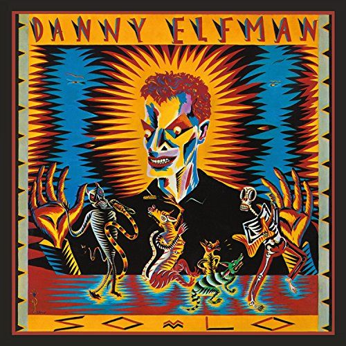 Danny Elfman is the lead singer for Oingo Boingo. Personnel: Danny Elfman (vocals, percussion, programming); Steve Bartek (guitar, programming); Sam Phipps (tenor saxophone); Leon Schneiderman (barito
