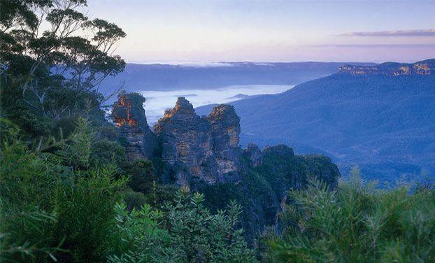 Blue Mountains, Austrailia