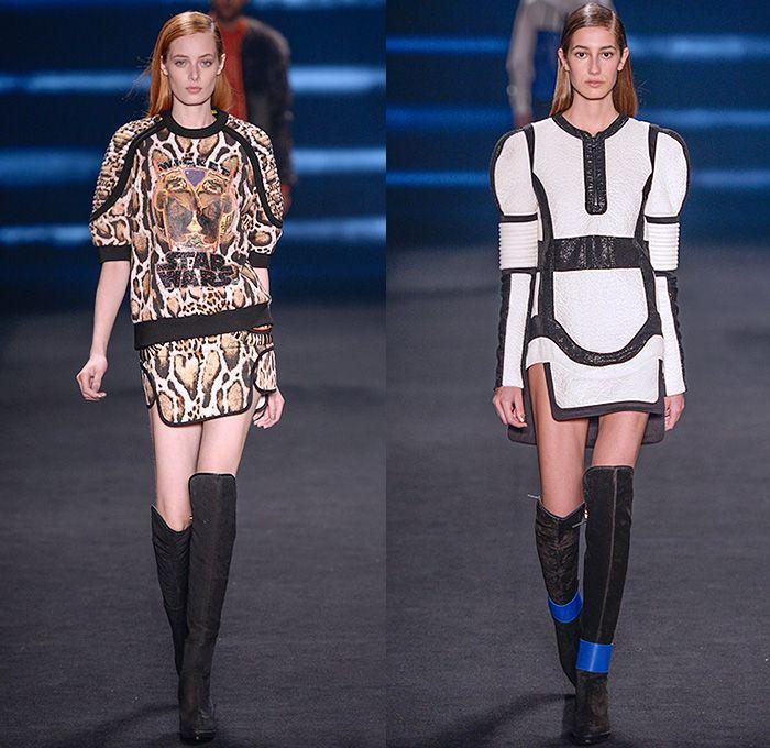 Triton 2015 Winter Womens Runway Catwalk Looks - São Paulo Fashion Week Brazil