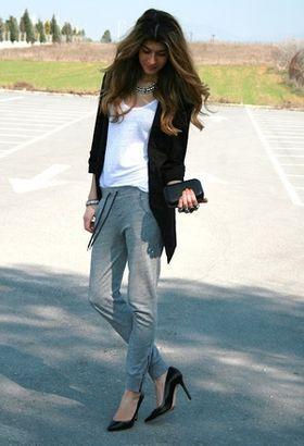 履き心地バツグン?!気づけば毎日着たいスウェットパンツの着こなし - NAVER まとめ