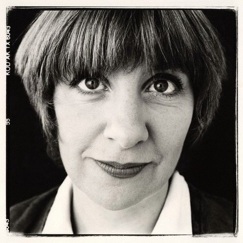 Victoria Wood. She is amazing, when I was a kid it was her that I most wanted to be like.
