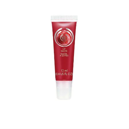 The Body Shop Limited Edition Frosted Cranberry Lip Gloss