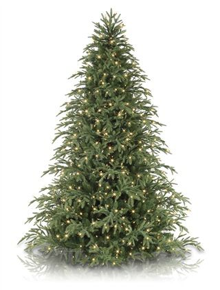 Brewer Spruce Artificial Christmas Tree | Balsam Hill | The best artificial trees