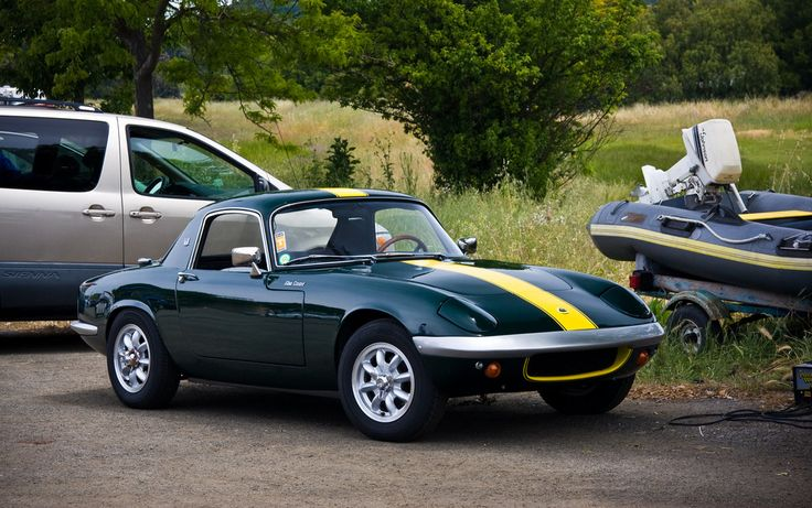 Lotus Elan Coupe | Lotus Elan Coupe at the 2010 Marin Sonoma… | Flickr