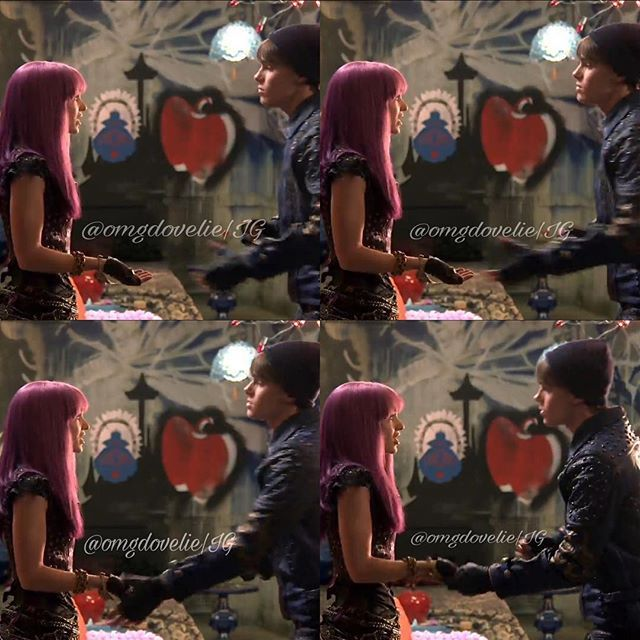 THE BAL FEELS ARE TOO STRONG I'M DEAD. @dovecameron @mitchellhopeofficial #bal #dovell