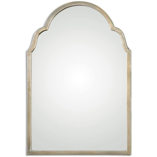 Uttermost Brayden Petite Silver Arch Decorative Wall Mirror - Overstock Shopping - Great Deals on Uttermost Mirrors