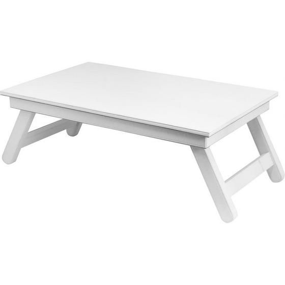 Portman Computer Tray - White