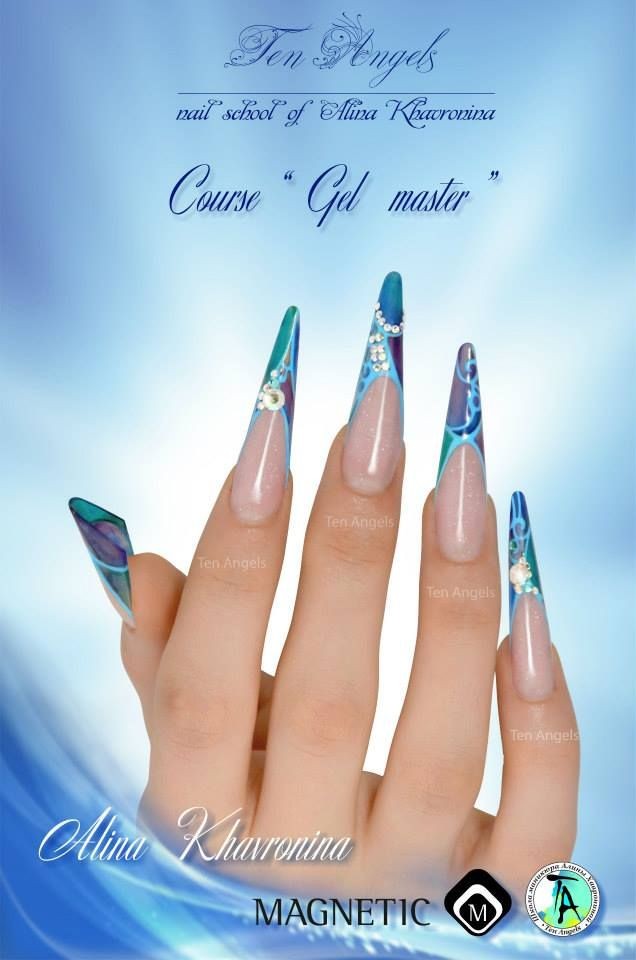 Nails by Alina Khavronina