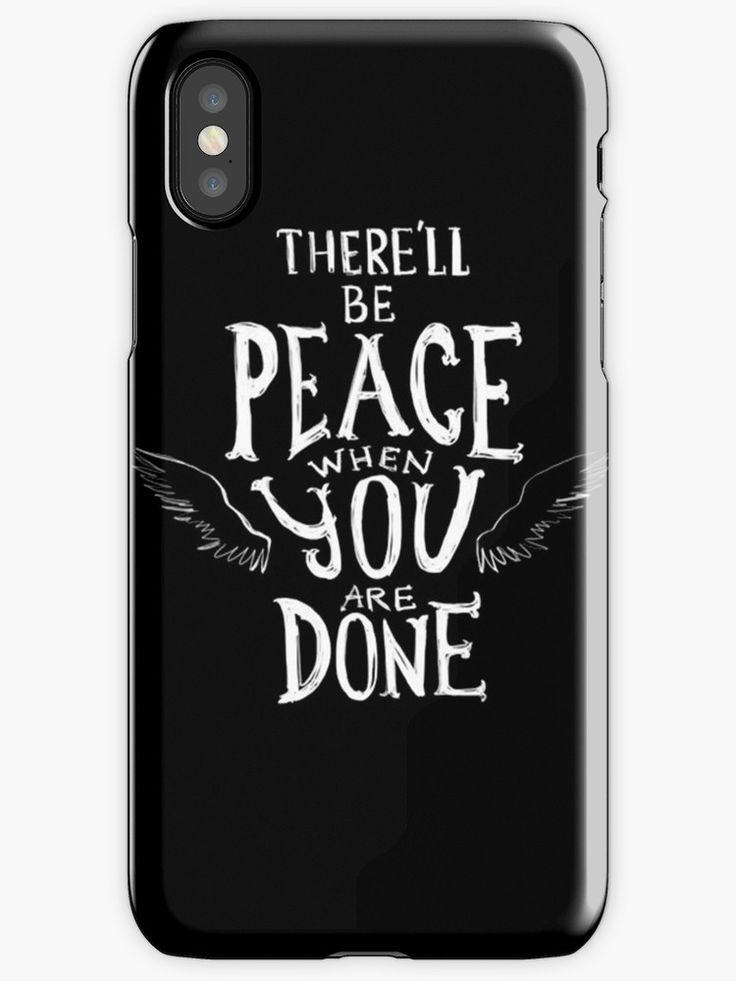 """""""Supernatural """" iPhone Cases & Skins by QUENTINR 