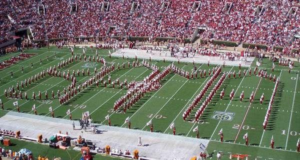 Alabama Sorority Recruitment vs. Alabama Football