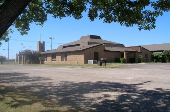 Help support Church Parking Lot Re-Pavement Fund.