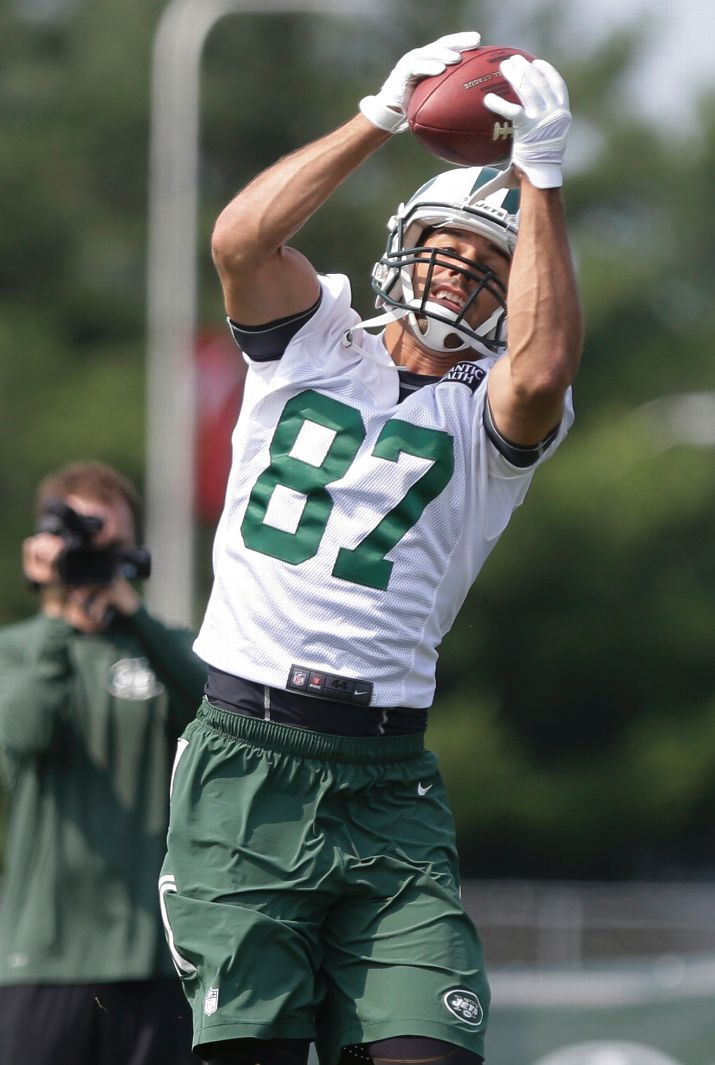 Eric Decker, New York Jets